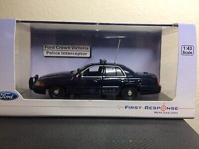 FIRST RESPONSE 1:43 Scale Die Cast 41 Ford, Lehigh Valley