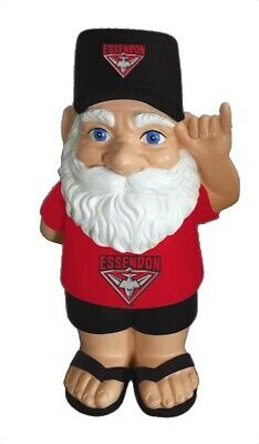 Essendon Bombers AFL Hawaiian Style Garden Gnome