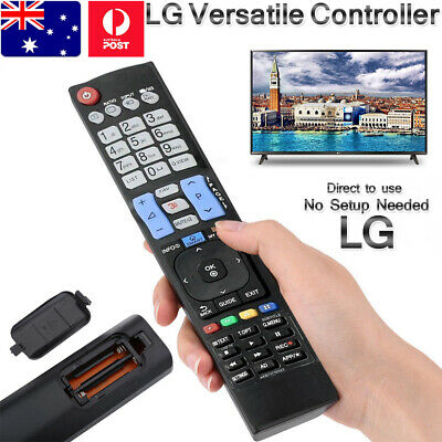 OZ GENUINE LG TV Remote Control for 2000-2019 Years All LG Smart 3D HDTV LED LCD
