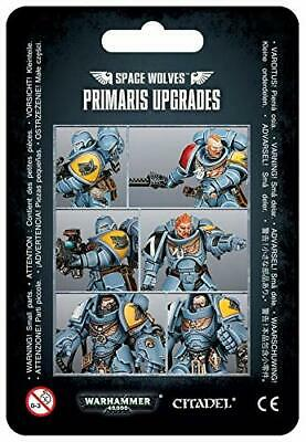 Warhammer 40k Space Wolves Primaris Upgrade Sprue x2!