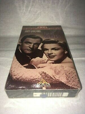 For Me and My Geen Kelly's Screen Debut Gal Black & White VHS Brand New