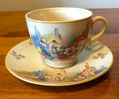 ***BEAUTIFUL CUP & SAUCER*** at least 70 years old