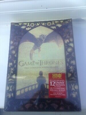 Game Of Thrones The Complete Fifth Season - Series 5