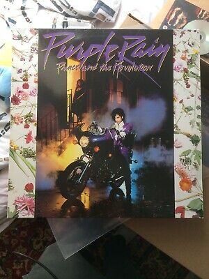 "Prince and the Revolution - Purple Rain 12"" Vinyl LP"