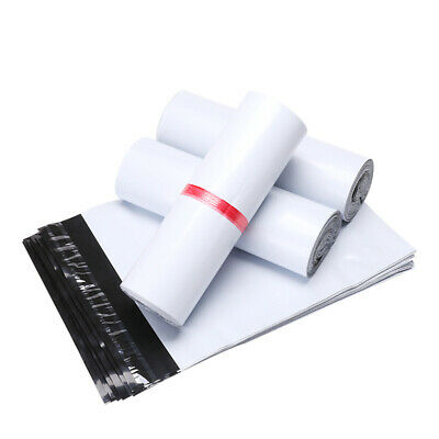 Mailing Shipping Self Poly Plastic Envelope Shipping Mailers Sealing Bags 100Pcs