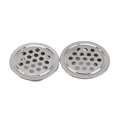 New Kitchen Air Vent Shoe Cabinet  Mesh Stainless Steel Cover Wardrobe Tool T