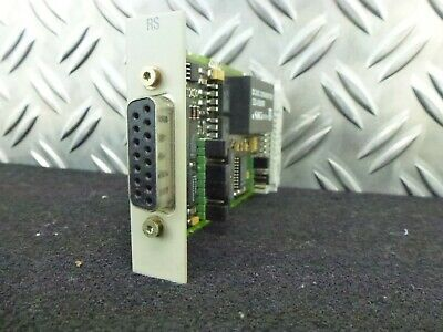 T1965 Siemens TYP STUE 167-20 Stand A 6QN1024-7AD