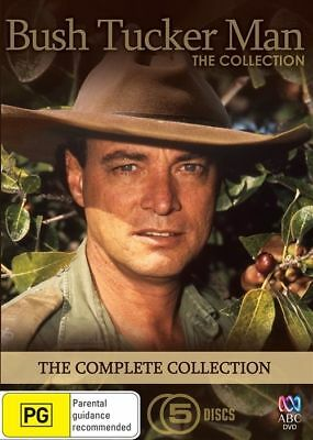 Bush Tucker Man : The Complete Collection : NEW DVD