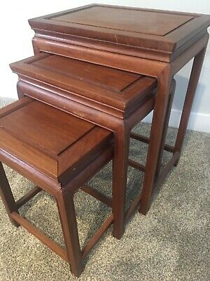 Nesting Tables - George Zee & Co Set of 3