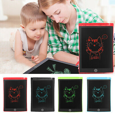 "8.5"" Ultra-thin LCD Tablet Portable Writing E-writer Board Drawing Toys Kid Gift"