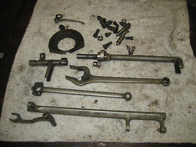 SINGER 15-91 SEWING PARTS Connecting Rods Bolts Thread Take Up