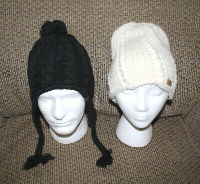 THE NORTH FACE  Beanie 1 Youth Junior Medium & 1 Women's Adult One Size