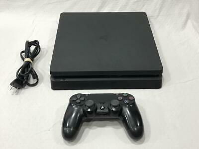 Sony PlayStation 4 PS4 Slim 1TB Black Gaming Console.                    D6