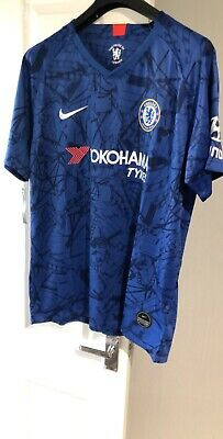 NIKE Chelsea Home Jersey Shirt 2019/20 Vapor Size XL NEW With Tags