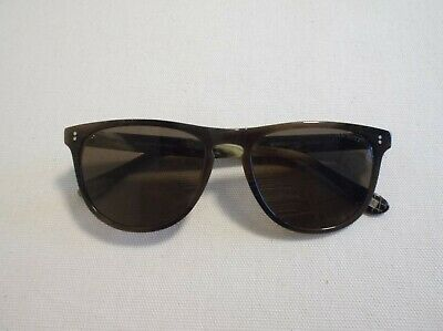 BNWOT genuine HACKETT BESPOKE brown tortoiseshell sunglasses without case