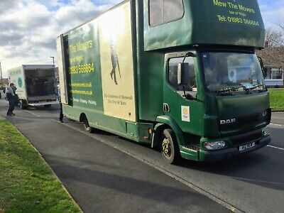 DAF LF45 150 7 5 Ton 3 Container Removal Vehicle Price Reduced