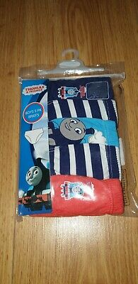 Boys 5 pack Briefs Pants Underwear Thomas The Tank 12 - 18 months by Mothercare