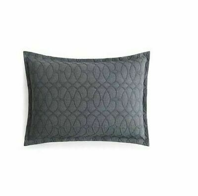 Hudson Park Collection Interlock STANDARD Pillowsham
