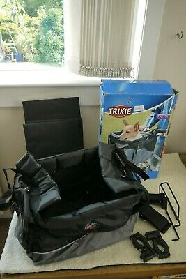 Trixie Front Box For Bikes Small Dogs, Cats And Small Animals Up To 7kg