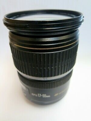 Canon EF-S 17-55mm f/2.8 IS USM Lens CCE#67018-1