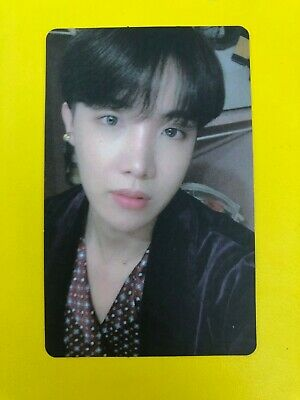 (BTS) J-Hope official photocard - Map of the Soul: Persona (Version 2)