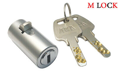 High Security Dimple key style Cylinder Lock for t handle vending - 9501 KA