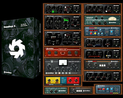 🎚️ SoundToys 5 🎚️ 40% OFF - Fast eDelivery!!!