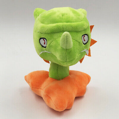 Plants vs Zombies 2 PVZ Figures Plush Staff Toy Stuffed Soft Doll Snapdragon