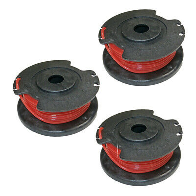 GreenWorks 3 Pack Of Genuine OEM Replacement Line And Spools # 3411646-3PK