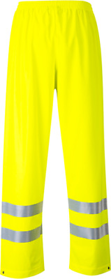 Portwest FR43 Lightweight and Flexible Fabric Sealtex Flame Hi-Vis Trousers