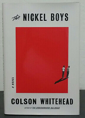 The Nickel Boys by Colson Whitehead - Signed 1st Hb. Edn