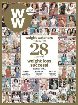Weight Watchers MAGAZINE Australia - June/July 2019, 28 Years of Wight Loss NEW