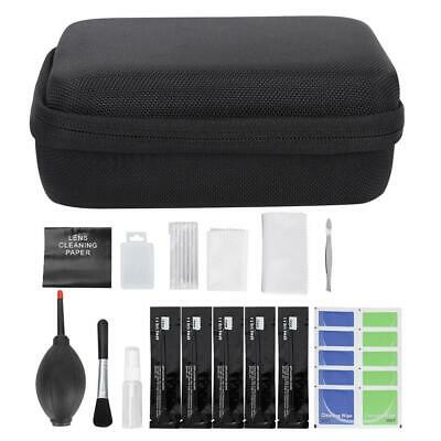 Professional 12pcs Camera Lens Cleaning Kit + Pen Cleaner Set For Canon SLR EOS