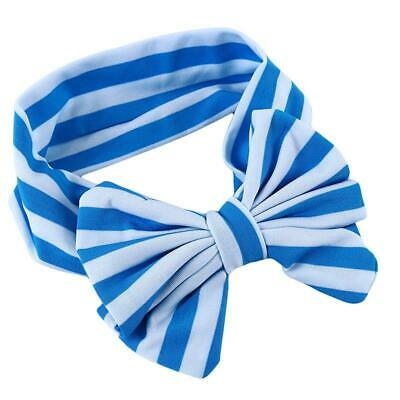 Stretch Twist Knot Bow Head Wrap Headband Twisted Knotted Lady Girl Hair Band T