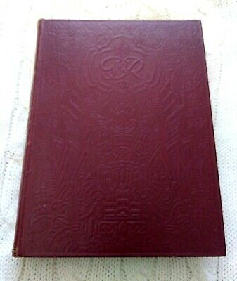 The Coronation Book Of King George Vi And Queen Elizabeth -Very Good- Free Post