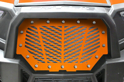 Stahl Gitter V-Stripes für Polaris Rzr 1000 XP 2014-18 Rzr 900 S Spectra Orange