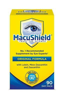 90 MACUSHIELD EYE SUPPLEMENT CAPSULES 3 MONTHS SUPPLY 12/21 expiry!