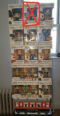 Lot Of Over 20 Harry Potter Funko Exclusives & Chase