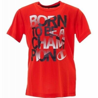 Champion T-Shirt Technical Child Art. 304952 RS033