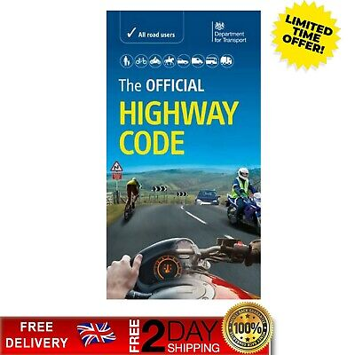 The Official Highway Code 2019 DSA Latest Edition for Theory Test Hw Brand New