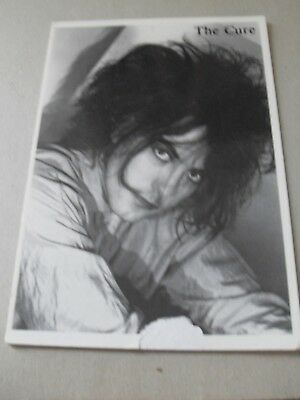 CP avec The Cure - Robert Smith - N° 86