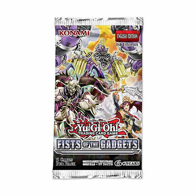 YuGiOh! FISTS OF THE GADGETS *FIGA* - CHOOSE YOUR SECRET AND SUPER RARE CARDS