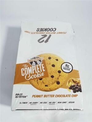 The Complete Cookie, Peanut Butter Chocolate Chip, 2 Ounce Cookies - 12 Count