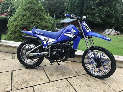 Yamaha pw 80 2007 Excellent condition