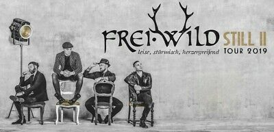 2 x Freiwild in Hannover 07.12.2019 Tickets