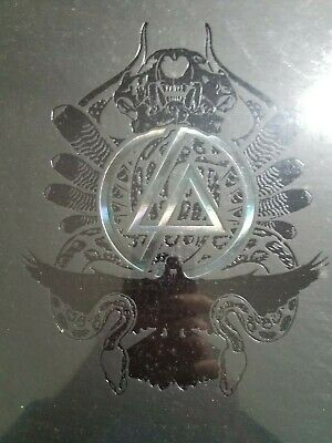 Linkin Park A Thousand Suns (Deluxe Fan Edition Box Set) CD+DVD+LP  SEALED NEW!!