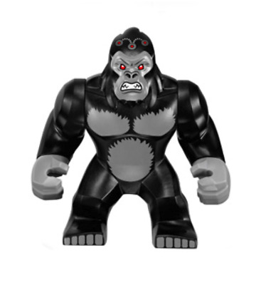 Lego Gorilla Grodd 76026 Big Figure Super Heroes Justice League Minifigure