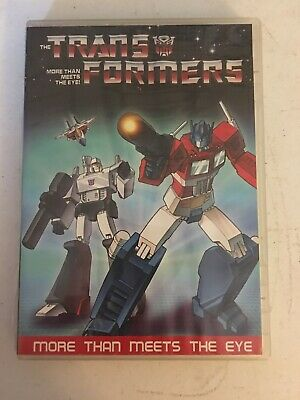 The Transformers - More Than Meets The Eye (DVD, 2009)