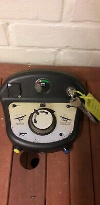 Sterling Sapphire 2 Sunrise Medical mobility scooter control panel 2 keys gwo