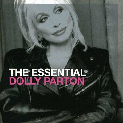 Dolly Parton - The Essential - Best Of / Greatest Hits - 2CDs Neu & OVP - Jolene